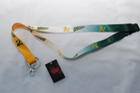 Oakland A's Lanyard, Fusion Limited Edition